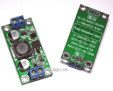 30W dc 5V to 12V step up boost power converter for led motor usb chargeur solaire