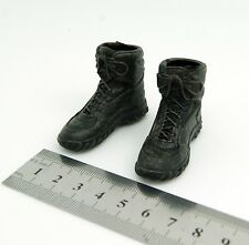 LB-06 1/6 Scale HOT Male Black Boots TOYS (X03-06)