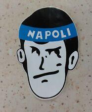 ADESIVO - NAPOLI - FORZA NAPOLI - LUPIN III TIFOSO DEL NAPOLI - NUOVISSIMO -