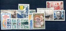 ST PIERRE MIQ 1950 Yv 344-347 etc ** POSTFRISCH 120€(J2860
