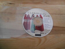CD Pop Cardinals / Zone - Turn The Tide (7 Song) Promo GLOBAL MUSIC disc only