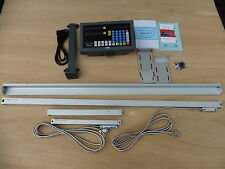 "Digital Read Out System Kit for lathe. 2-Axis,fit  15""x40"",14""x40"".13""x40"" lathe"