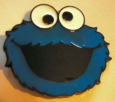 Cookie monster belt buckle Sesame Street character to attach to own belt New