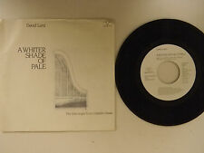 David Lanz (inst.45 w/ps) WHITER SHADE OF PALE solo / edit~M- TO VG++ M.Fisher