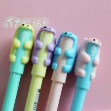 3 Cute Kawaii 0.5 Refill Animal Mechanical Pencils With Eraser Gift Kids School