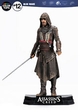 ACTION FIGURE ASSASSIN´S CREED AGUILAR MICHAEL FASSBENDER 18 CM STATUE CINEMA #1