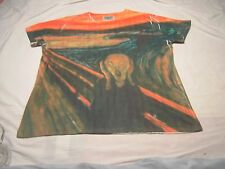 Yizzam THE SCREAM Tee Shirt Size XL