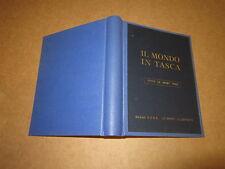 IL MONDO IN TASCA EDIZIONI S.E.S.S. TUTTO LO SPORT 1965 SUPPL. A LO SPORT ILLUST