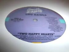 LOU RAWLS-JEALOUS LOVER/TWO HAPPY HEARTS NEW SEALED 12""