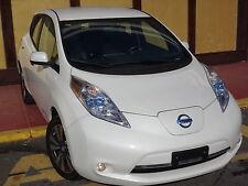 Nissan : Leaf SL Navi w / Cold Weather Pkg