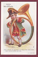 Chromo APPEL - LA BELLE JARDINIERE - 140613 - cor instrument chapeau