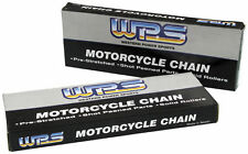 WPS Standard 520 Gold Heavy Duty Non O-Ring Chain 120 Links 520H/G-120