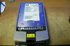 HP BF07288285 72.8GB 15000 RPM 80PIN U-320 SCSI 3.5 INCH FORM HARD DISK DRIVE