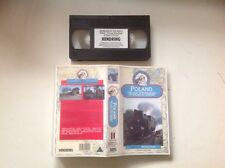 Steam Across The World - Poland - The Last Stronghold Of Steam In Europe (VHS)