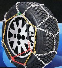 feingliedrige Schneeketten 165/70 R 14 für PKW mit Ö-Norm V 5117 - Ketten 509