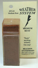 Bragdon Weather System 62  2oz. Large Weathering Color Medium Rust