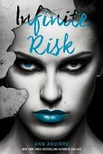 Infinite Risk (The Immortal Game) by Aguirre, Ann
