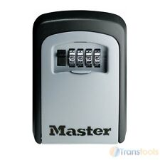 Master Lock Wall Mounted Combination Access Key Safe Masterlock 5401
