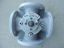 HONEYWELL Centra ZR65FA 4-way Flanged Rotary Valve 2 3/4""