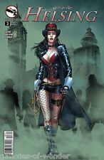 Grimm Fairy Tales Presents: Helsing #3 (3A cover) Zenescope bad girl comic
