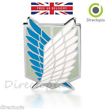 Attack on Titan - Titan Recon Corps Badge Wings Shingeki no Kyojin Cosplay