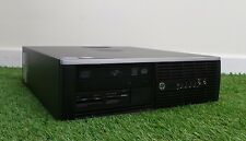 Hp compaq 6200 pro sff pc intel core I3 2100 @ 3.10GHz 4GB ram 500GB disque dur. HCP2