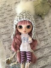 OOAK Custom  Blythe doll from art collection