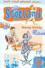 Pick Your Brains About Scotland (Pick Your Brains - Cadogan)-ExLibrary