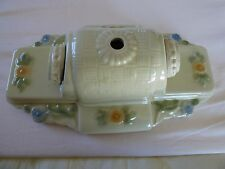 CEILING OR WALL VINTAGE 1930'S FIXTURE GO  TWO LIGHTS
