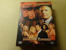 6-DISC DVD BOX / LAS VEGAS - SEIZOEN 1