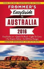 Frommer's EasyGuide to Australia 2016 (Easy Guides)