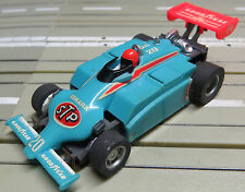 for Slotcar Racing Model railway F1 Indy STP with Tyco Engine