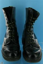 DOC MARTENS SIZE 8 UK BOOTS AIR WAIR SOLES 10 EYELETS MADE IN ENGLAND