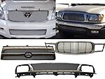 BIL-TO-23  Grille 1997-2000 TOYOTA Tacoma Ty07186Gb O.E. Pre Runner Only