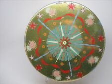 Vintage Bond Products Tin Cookies Candy Cake Round Tin Container
