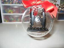 LEGO STAR WARS TIE FIGHTER CHRISTMAS TREE DECORATIONS  NEW