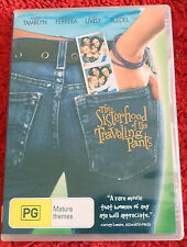 DVD    The Sisterhood of the Traveling Pants  / (PG)   /  Reg 4