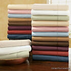 CYBER MONDAY DEALS- 1200 Thread Count 100%Egyptian Cotton Sheets - 4pc Sheet Set