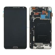 Full LCD Touch Screen Glass Lens Digitizer Frame For Samsung Galaxy Note3 N9005