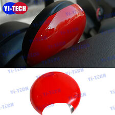 New Model Red Mini Cooper Tachometer Panel Cover Sticker R55R56R57R58R59R60R61