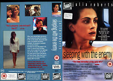 Sleeping With The Enemy, Julia Roberts Used Video Sleeve/Cover #16221