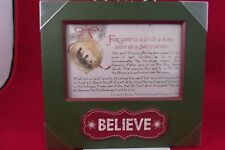 Believe Thomas S Monson What is Christmas Holiday Plaque New Ensign Quote Wood