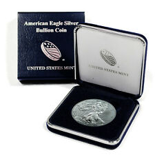 2016 1 Troy Oz American Silver Eagle In (US Mint Display Box) SKU38285