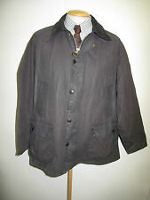 "Barbour Bedale Waxed jacket - L 46"" Euro 56 in Black"