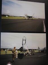 Photo McDonnel Douglas F-18 Hornet Suisse Open Dag KLu Vlb Gilze-Rijen 1997 2x