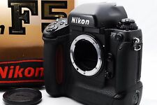 """Near Mint"" Nikon F5 35mm SLR Film Camera Body w/Box Strap From Japan #264"