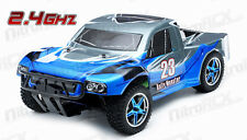 1/10 RC Rally Monster Electric Brushless RTR Short Course Racing Truck AA BLUE
