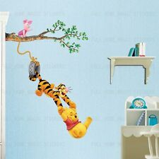 WINNIE THE POOH Children's Room Decor WALL STICKER