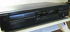 Sony Single Disc CD Player - Model CDP-297