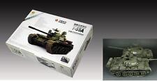 New Released HOOBEN Huge 1/16 T-55A Main Battle Tank Kit Update Version